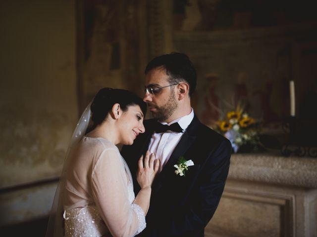 Il matrimonio di Michele e Antonella a Rocca Pia, L'Aquila 62