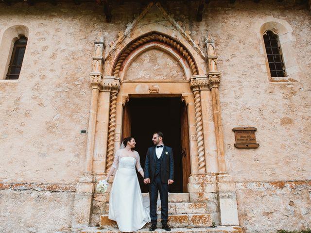 Il matrimonio di Michele e Antonella a Rocca Pia, L'Aquila 2