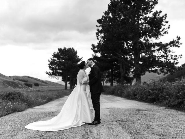 Il matrimonio di Michele e Antonella a Rocca Pia, L'Aquila 74