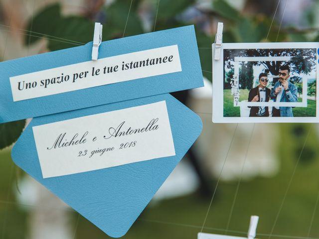 Il matrimonio di Michele e Antonella a Rocca Pia, L'Aquila 76