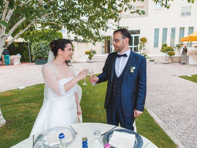 Il matrimonio di Michele e Antonella a Rocca Pia, L'Aquila 78