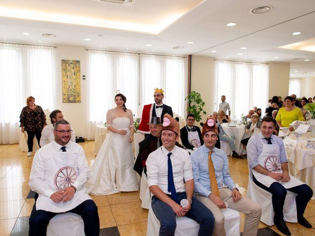 Il matrimonio di Michele e Antonella a Rocca Pia, L'Aquila 89