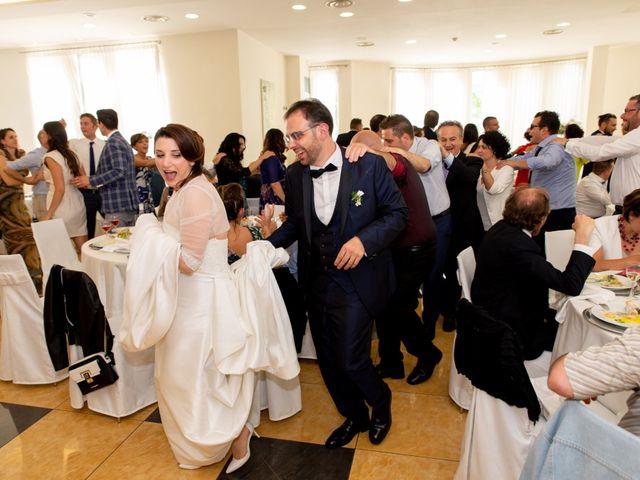 Il matrimonio di Michele e Antonella a Rocca Pia, L'Aquila 92