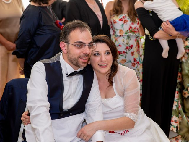 Il matrimonio di Michele e Antonella a Rocca Pia, L'Aquila 98