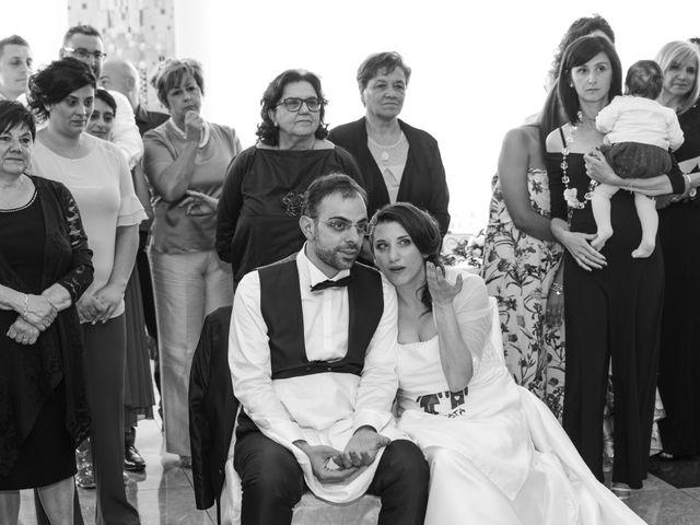 Il matrimonio di Michele e Antonella a Rocca Pia, L'Aquila 99