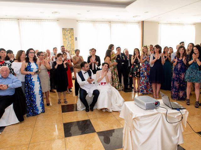 Il matrimonio di Michele e Antonella a Rocca Pia, L'Aquila 100