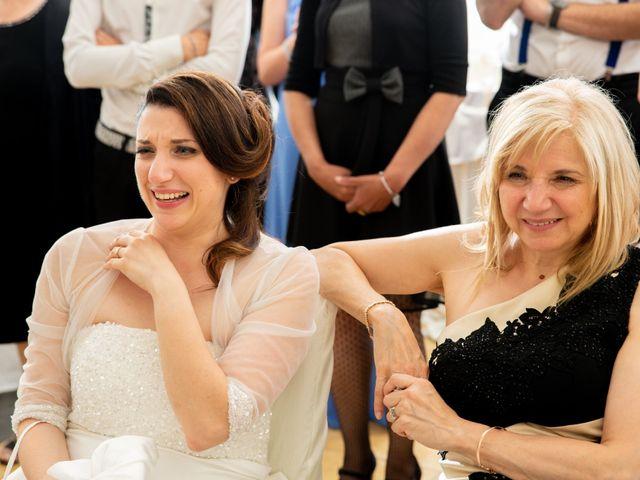 Il matrimonio di Michele e Antonella a Rocca Pia, L'Aquila 101