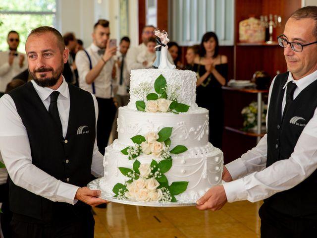 Il matrimonio di Michele e Antonella a Rocca Pia, L'Aquila 102