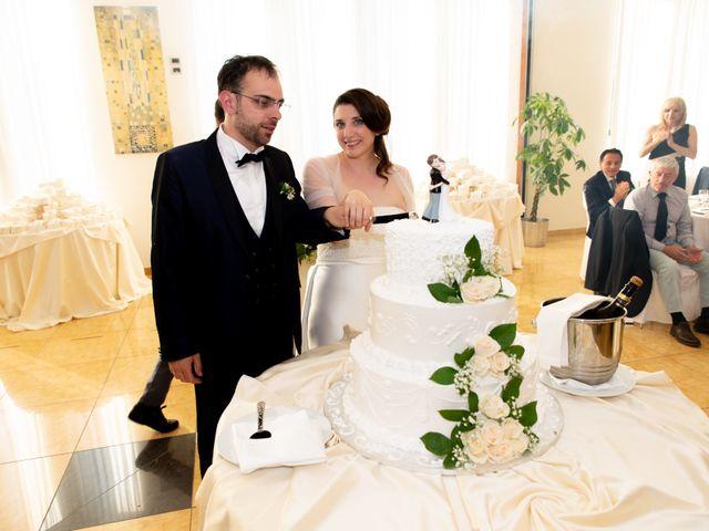 Il matrimonio di Michele e Antonella a Rocca Pia, L'Aquila 104