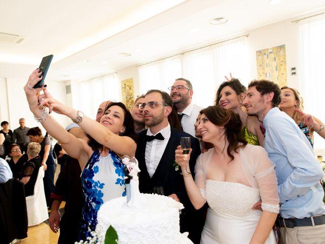 Il matrimonio di Michele e Antonella a Rocca Pia, L'Aquila 106