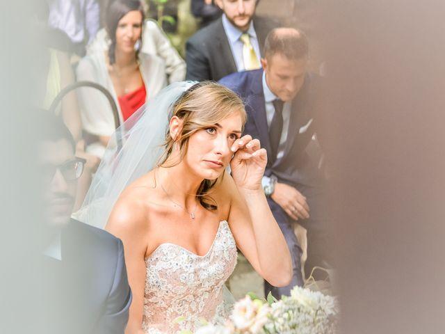 Il matrimonio di Valerio e Marta a Lu, Alessandria 20