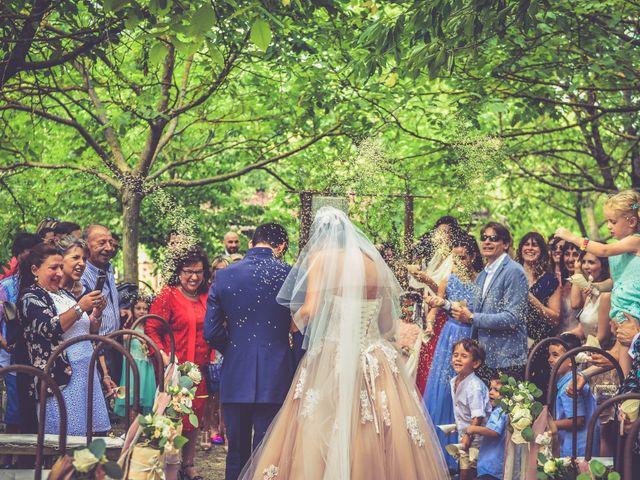 Il matrimonio di Valerio e Marta a Lu, Alessandria 23