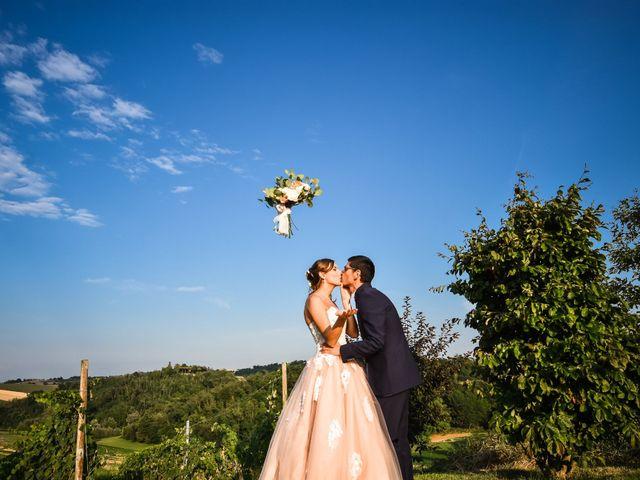Il matrimonio di Valerio e Marta a Lu, Alessandria 2