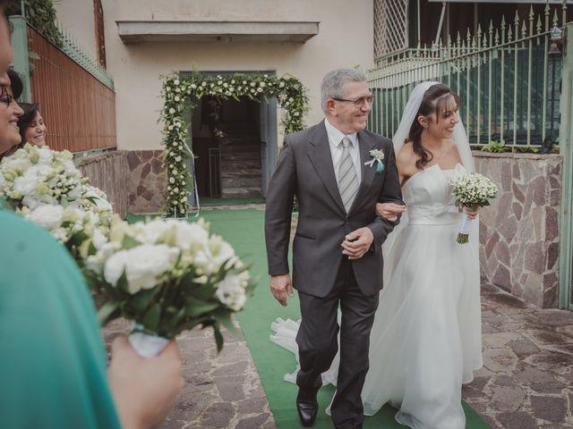 Il matrimonio di Marco e Chiara a Napoli, Napoli 129