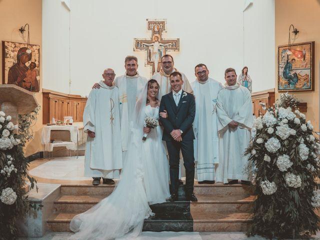 Il matrimonio di Marco e Chiara a Napoli, Napoli 144