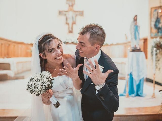 Il matrimonio di Marco e Chiara a Napoli, Napoli 152