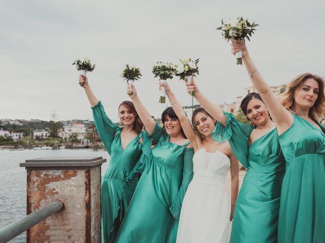 Il matrimonio di Marco e Chiara a Napoli, Napoli 164