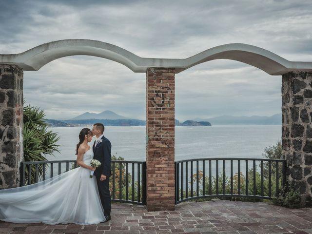 Il matrimonio di Marco e Chiara a Napoli, Napoli 171