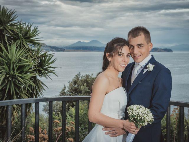 Il matrimonio di Marco e Chiara a Napoli, Napoli 173