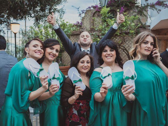 Il matrimonio di Marco e Chiara a Napoli, Napoli 183