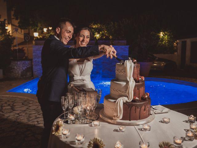 Il matrimonio di Marco e Chiara a Napoli, Napoli 244
