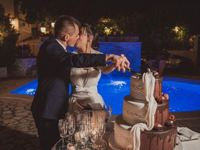 Il matrimonio di Marco e Chiara a Napoli, Napoli 245