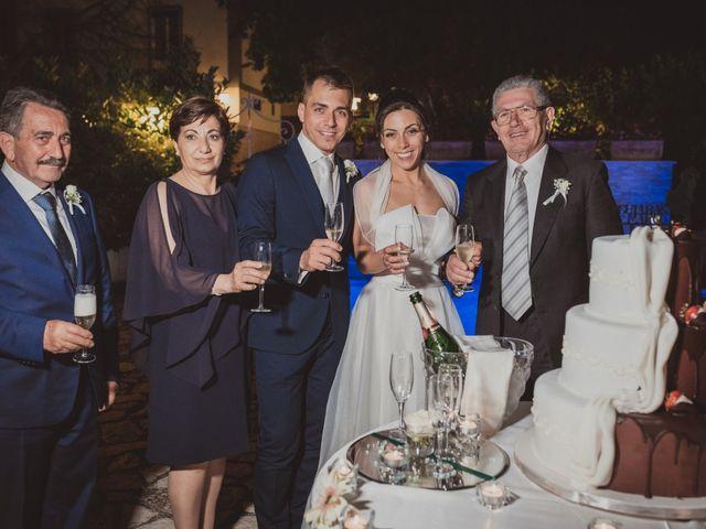 Il matrimonio di Marco e Chiara a Napoli, Napoli 253