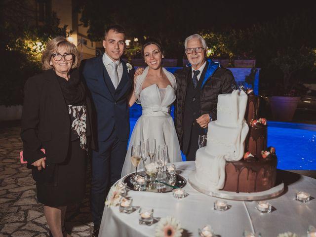 Il matrimonio di Marco e Chiara a Napoli, Napoli 255