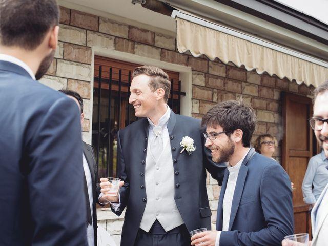 Il matrimonio di Davide e Irene a Carpi, Modena 11