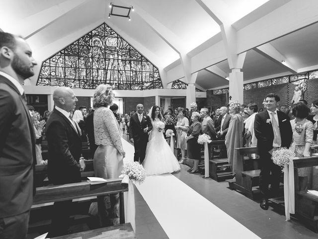 Il matrimonio di Davide e Irene a Carpi, Modena 30