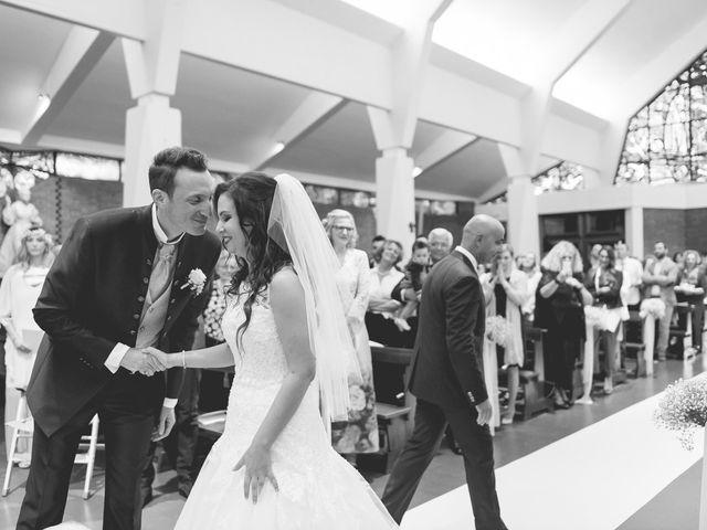 Il matrimonio di Davide e Irene a Carpi, Modena 31