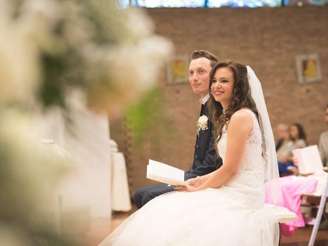 Il matrimonio di Davide e Irene a Carpi, Modena 33