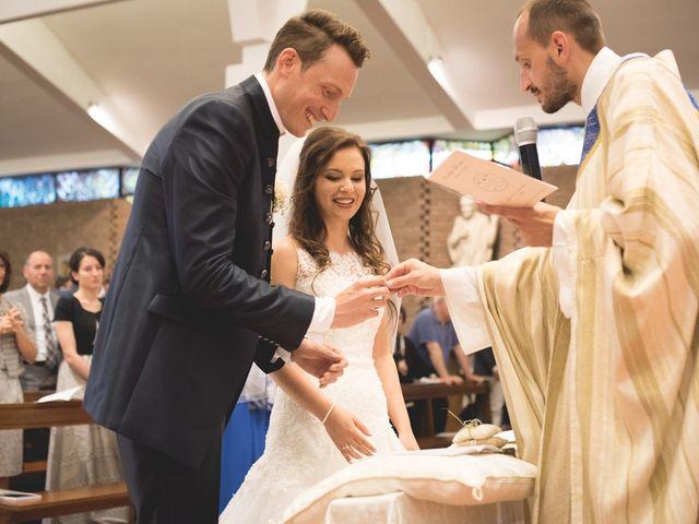 Il matrimonio di Davide e Irene a Carpi, Modena 36