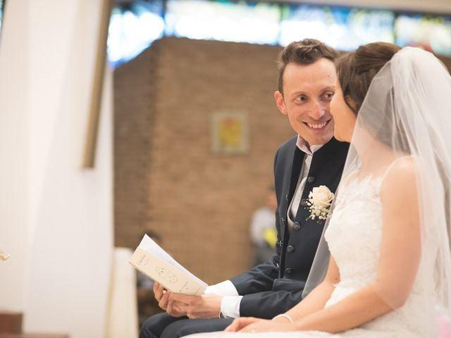 Il matrimonio di Davide e Irene a Carpi, Modena 39