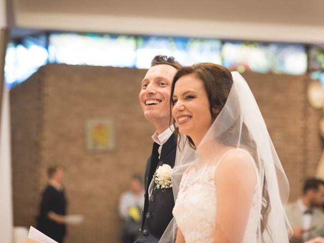 Il matrimonio di Davide e Irene a Carpi, Modena 40