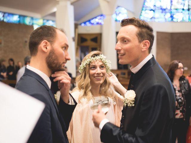 Il matrimonio di Davide e Irene a Carpi, Modena 44