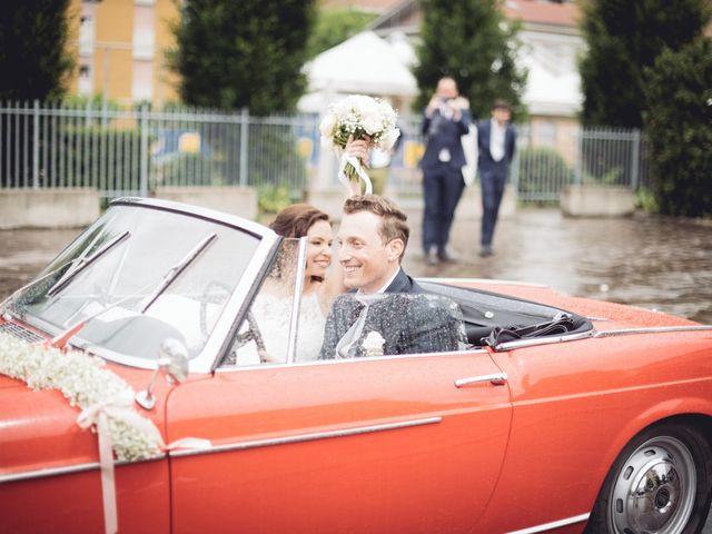Il matrimonio di Davide e Irene a Carpi, Modena 52