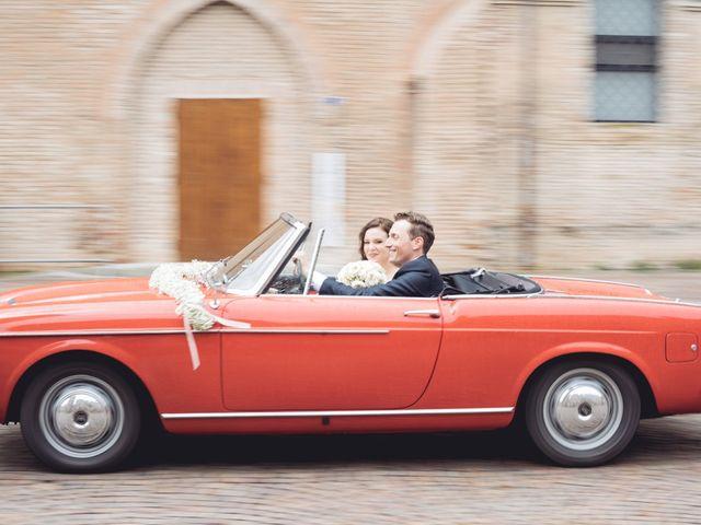 Il matrimonio di Davide e Irene a Carpi, Modena 54