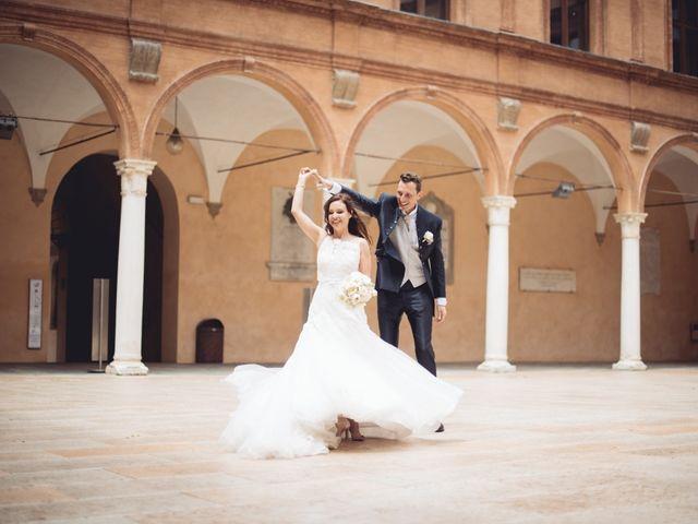 Il matrimonio di Davide e Irene a Carpi, Modena 1