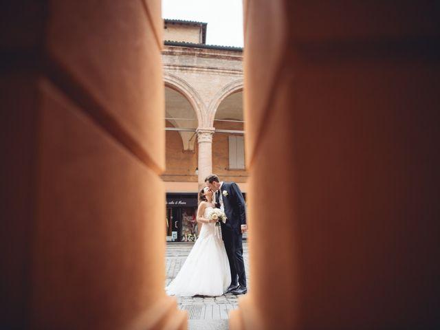 Il matrimonio di Davide e Irene a Carpi, Modena 55