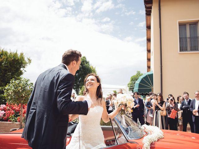 Il matrimonio di Davide e Irene a Carpi, Modena 58
