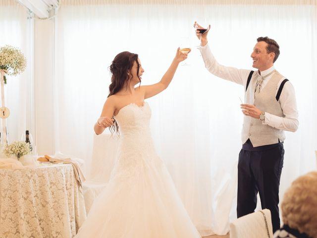 Il matrimonio di Davide e Irene a Carpi, Modena 63