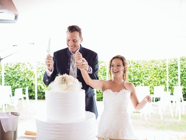 Il matrimonio di Davide e Irene a Carpi, Modena 64
