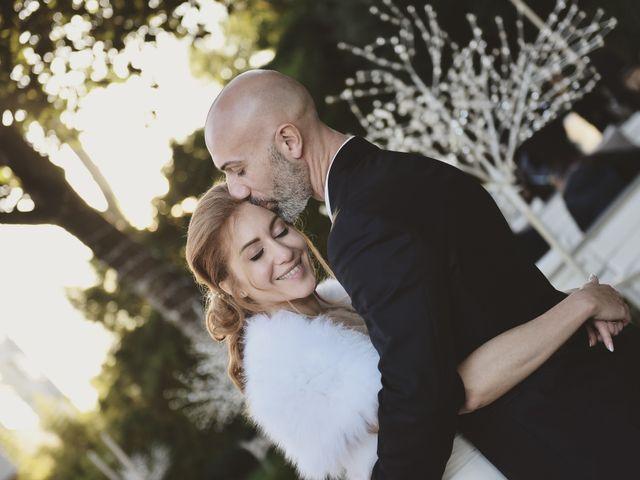 Le nozze di Martina e Gianluca
