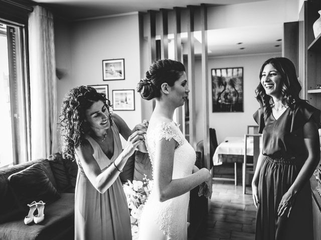 Il matrimonio di Francesco e Sonia a Lomagna, Lecco 16