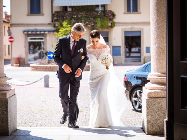 Il matrimonio di Francesco e Sonia a Lomagna, Lecco 24