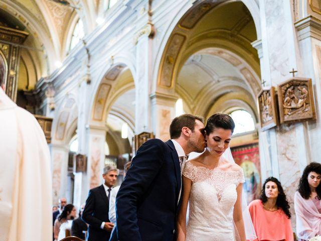 Il matrimonio di Francesco e Sonia a Lomagna, Lecco 29