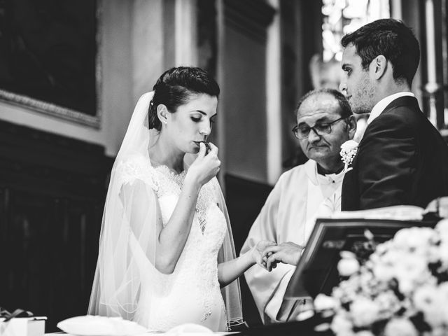 Il matrimonio di Francesco e Sonia a Lomagna, Lecco 32