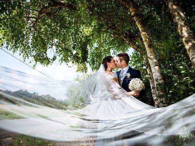 Il matrimonio di Francesco e Sonia a Lomagna, Lecco 38