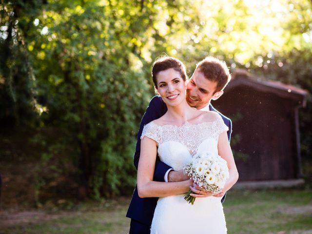 Il matrimonio di Francesco e Sonia a Lomagna, Lecco 41